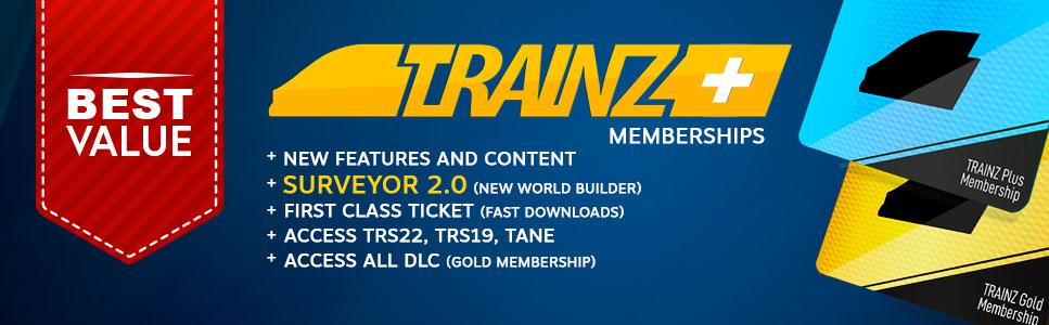 Trainz Store
